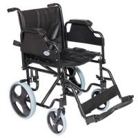 Αναπηρικό αμαξίδιο μεταφοράς με μεσαίους τροχούς