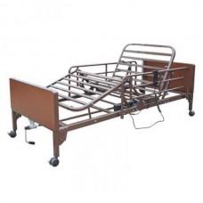 Πολύσπαστο ημι-ηλεκτρικό νοσοκομειακό κρεβάτι (ενοικίαση)
