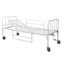Μονόσπαστο νοσοκομειακό χειροκίνητο κρεβάτι (ενοικίαση)
