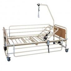 Νοσοκομειακό κρεβάτι ηλεκτρικό Prato 3 πλήρες
