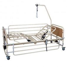Νοσοκομειακό κρεβάτι ηλεκτρικό Prato 4 πλήρες