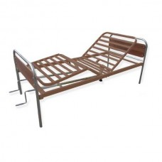 Νοσοκομειακό κρεβάτι χειροκίνητο πολύσπαστο 0810070