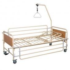 Νοσοκομειακό κρεβάτι χειροκίνητο KN 200.1 πλήρες