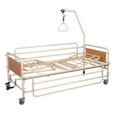 Νοσοκομειακό κρεβάτι χειροκίνητο KN 200.3 πλήρες