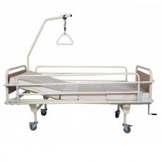 Νοσοκομειακό κρεβάτι χειροκίνητο KN 301 econ