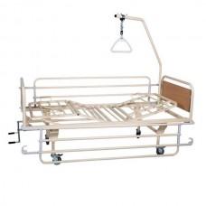 Νοσοκομειακό κρεβάτι χειροκίνητο KN 303 econ