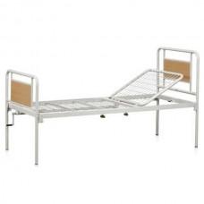 Νοσοκομειακό κρεβάτι χειροκίνητο μονόσπαστο V-93