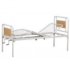 Νοσοκομειακό κρεβάτι χειροκίνητο πολύσπαστο V-94