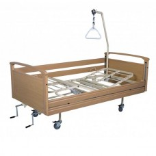 Νοσοκομειακό κρεβάτι χειροκίνητο Opus 6